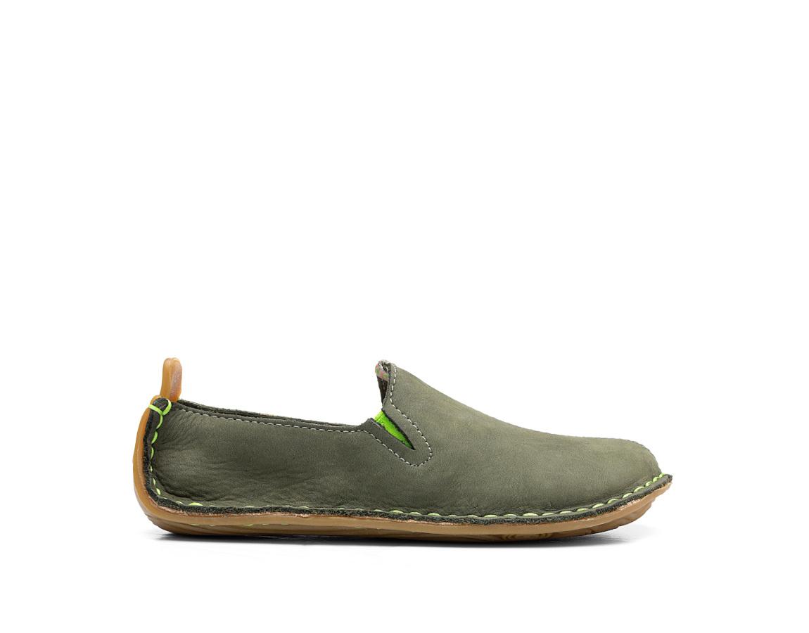 Vivobarefoot ABABA KIDS BOTANICAL GREEN