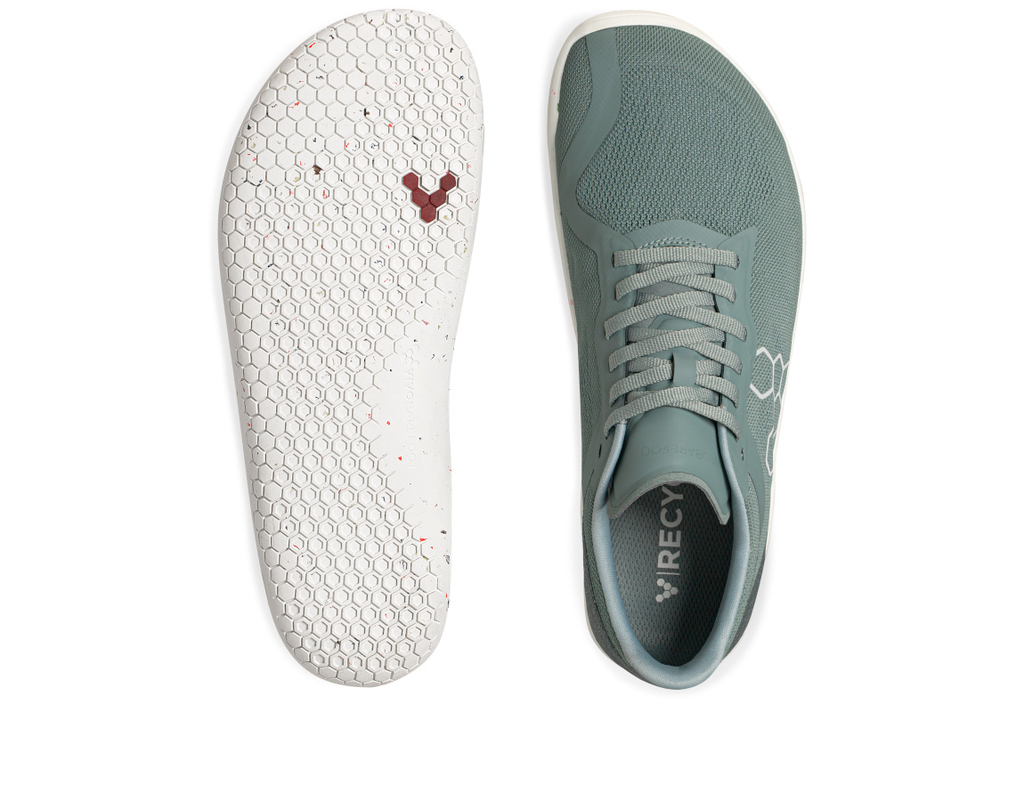 Vivobarefoot GEO RACER II MENS SEA GREEN ()
