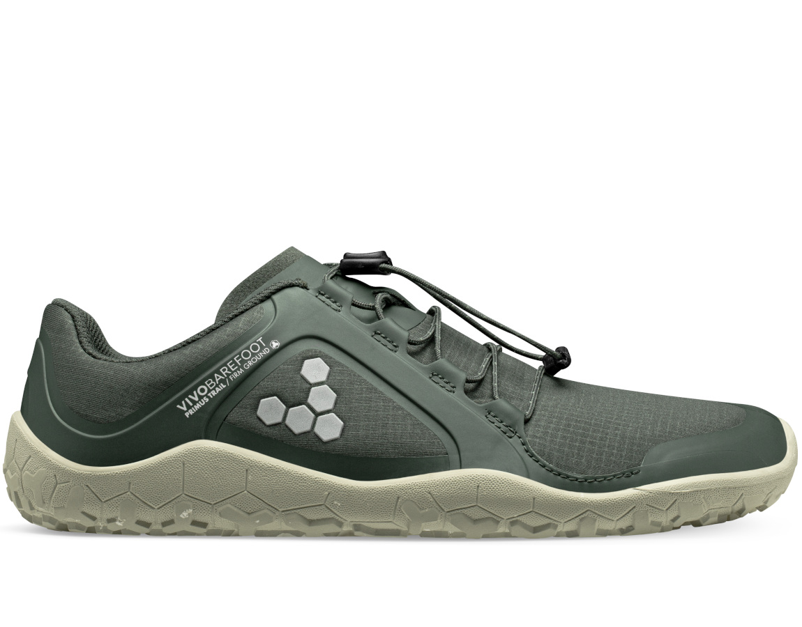 Vivobarefoot PRIMUS TRAIL II ALL WEATHER FG WOMENS CHARCOAL ()