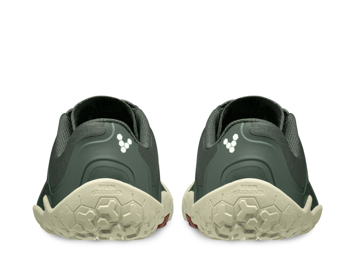 Vivobarefoot PRIMUS TRAIL II ALL WEATHER FG MENS CHARCOAL ()