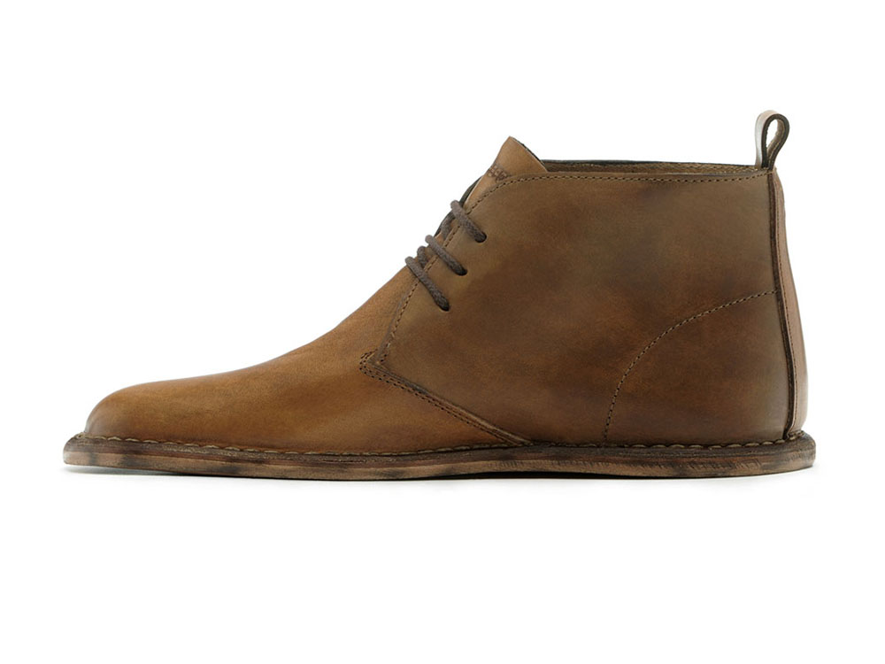 Vivobarefoot PORTO M Leather Tan ()