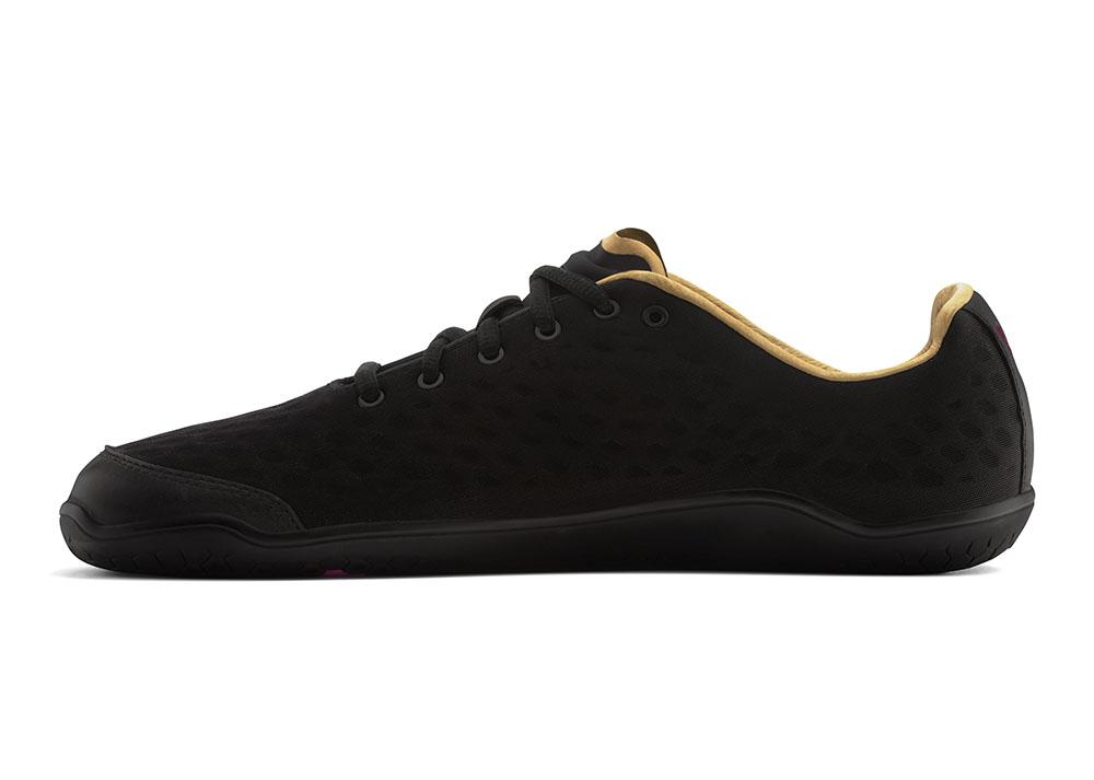 Vivobarefoot STEALTH L Black Lux ()