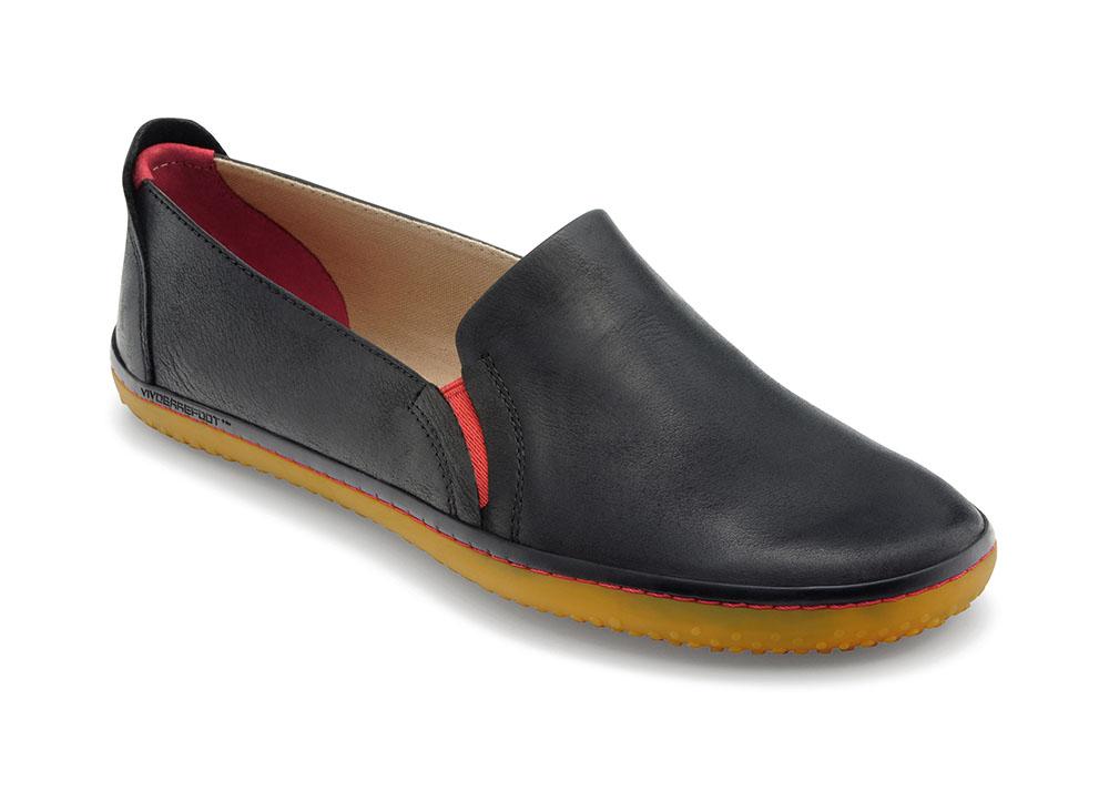 Vivobarefoot MATA M Leather Black a4ecb976ba5