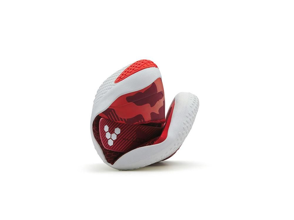 5fa47d5dcc268 Tenisky na cvičenie a behanie - Vivobarefoot MOTUS L Red Camo