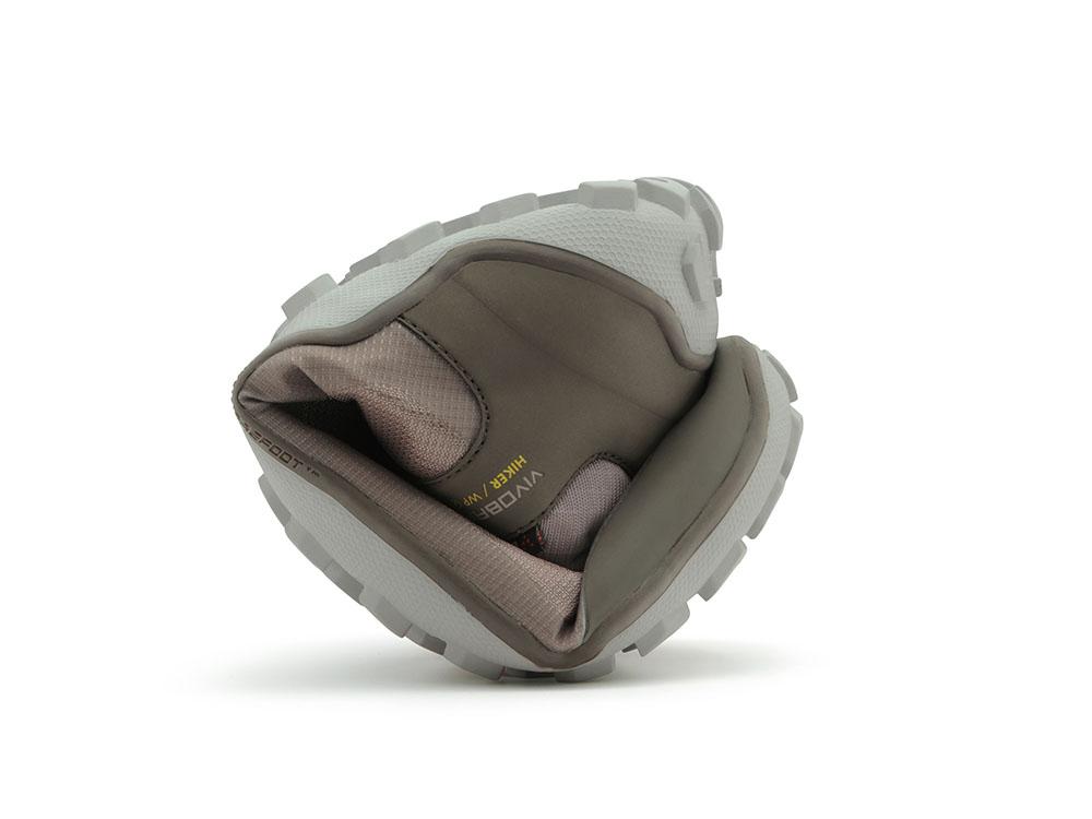 Topánky do hôr - pánske - Vivobarefoot HIKER M Grey 85226cd31df
