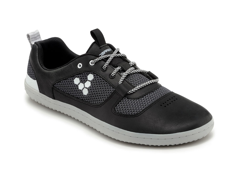 Vivobarefoot AQUA 2 M Leather Black ()