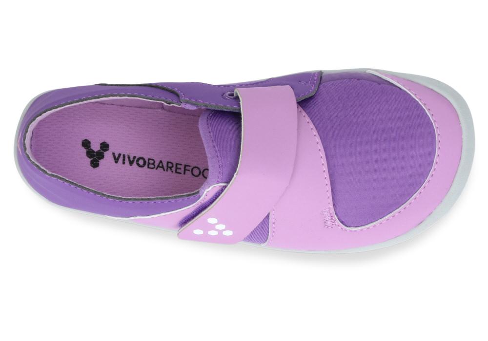 Vivobarefoot  LENNI K Synth Purple ()