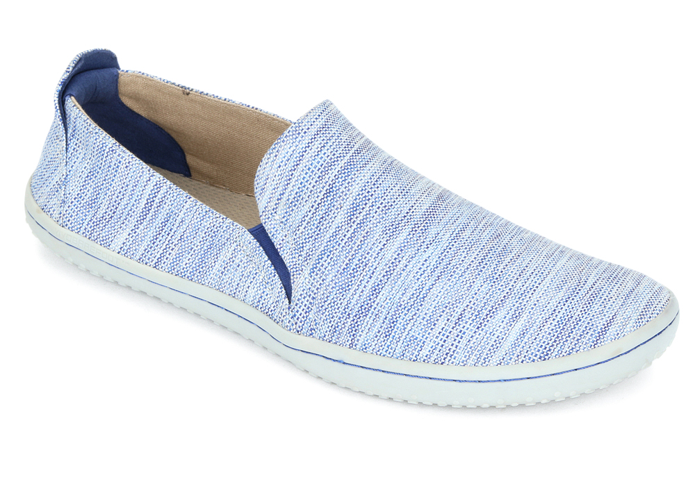 Vivobarefoot  MATA L Canvas Blue ()
