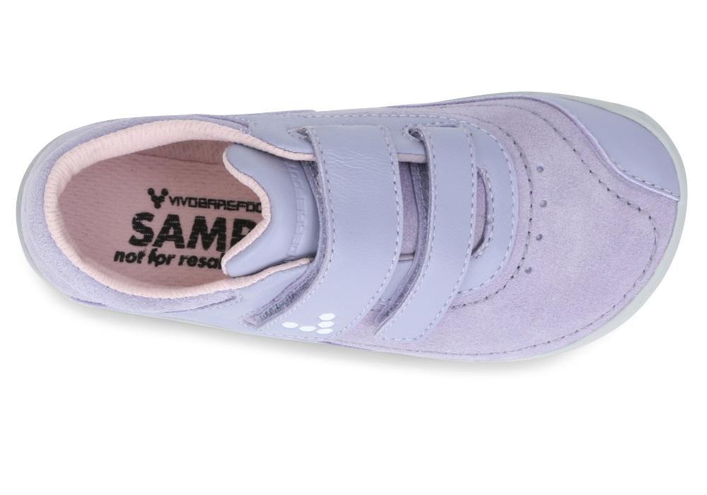 Vivobarefoot  RENO K Leather Violet ()