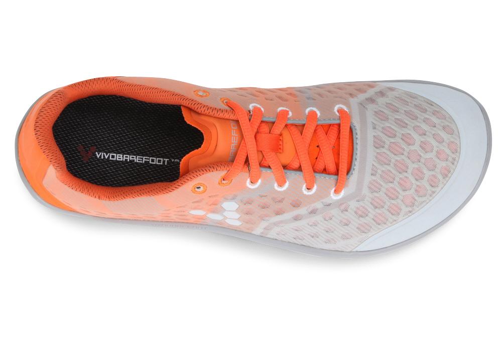 13723908831a8 Topánky na behanie a fitness - Vivobarefoot STEALTH 2 L Grey/Orange ...