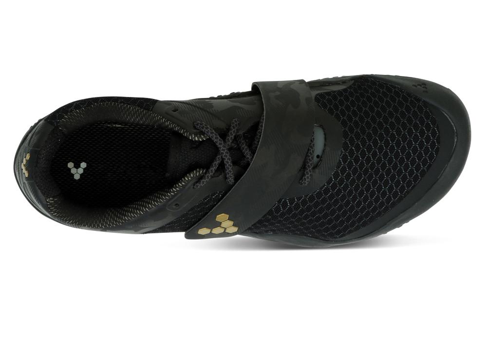Vivobarefoot  MOTUS M Black/Gold ()