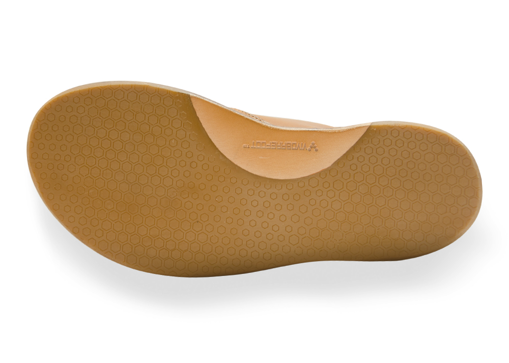 Vivobarefoot PORTO L Leather Tan ()