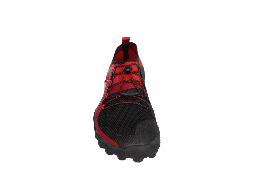 Vivobarefoot  PRIMUS TRAIL SG L Mesh Black/Red ()