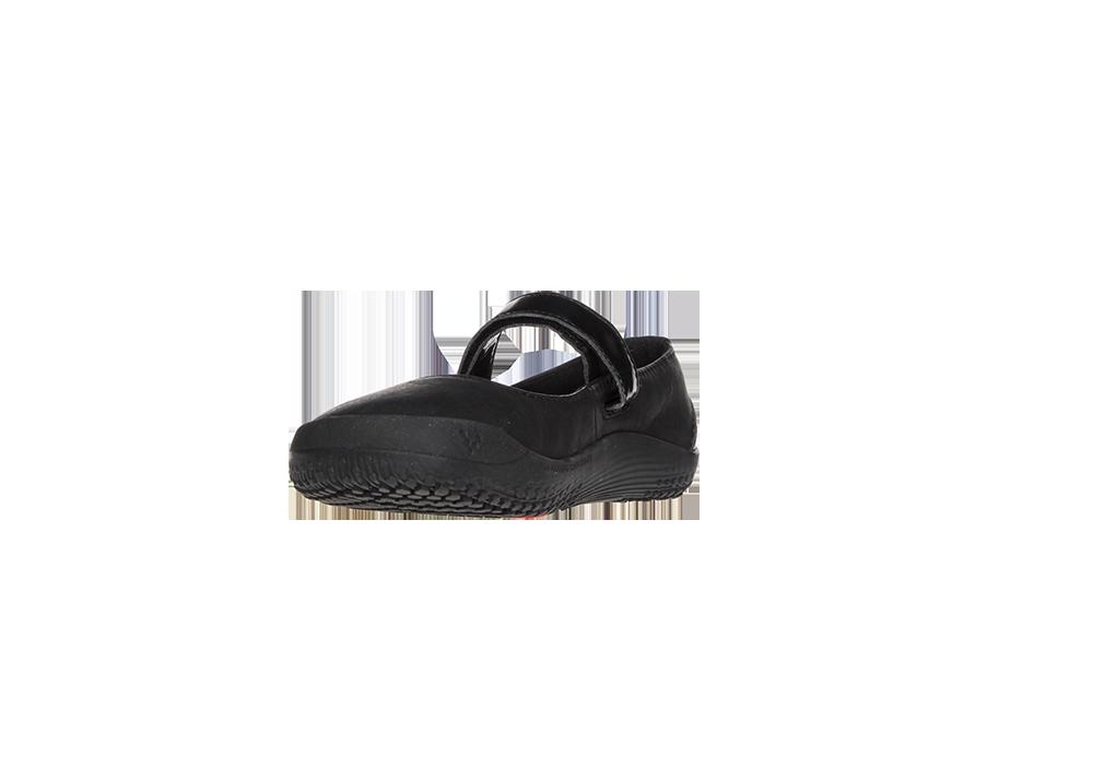Vivobarefoot  WILLOW K Leather Black ()