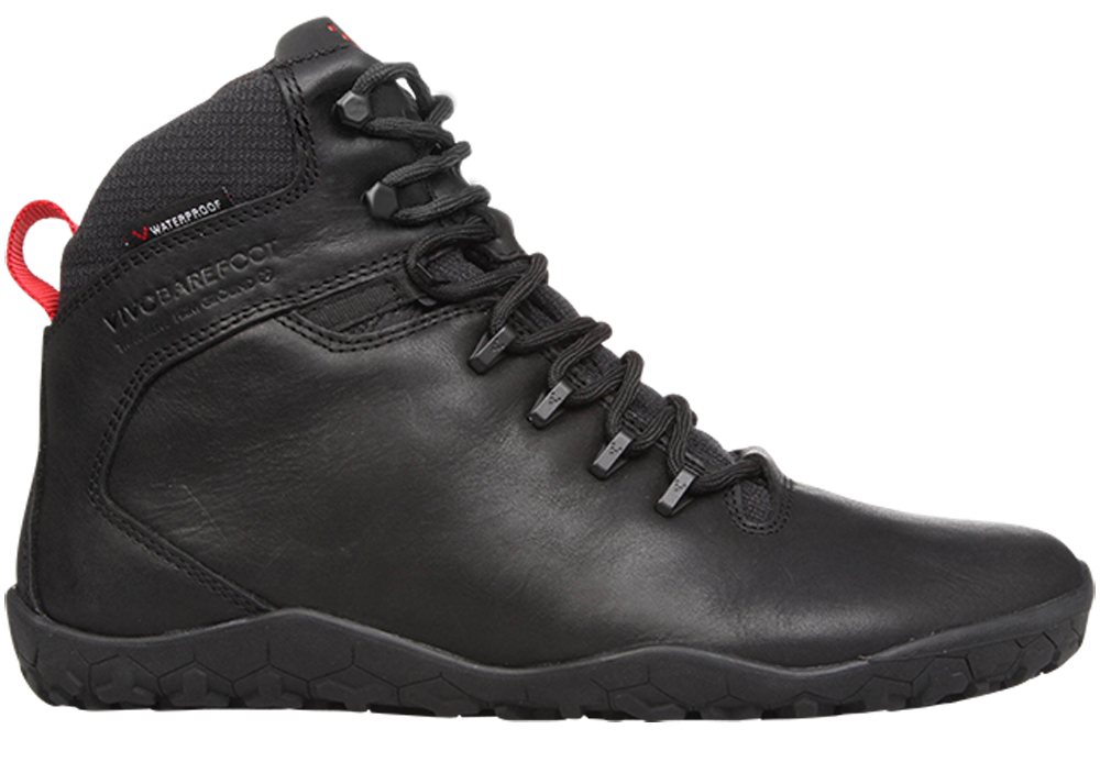 Vivobarefoot  TRACKER FG L Leather Black ()