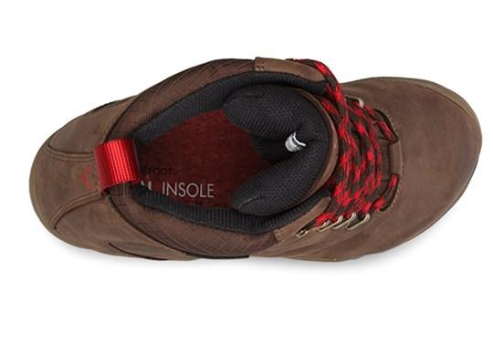 Vivobarefoot  TRACKER FG M Leather Dk Brown ()