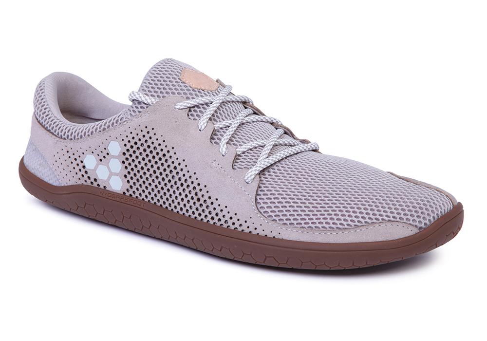 Vivobarefoot PRIMUS TRIO M Leather Grey ()