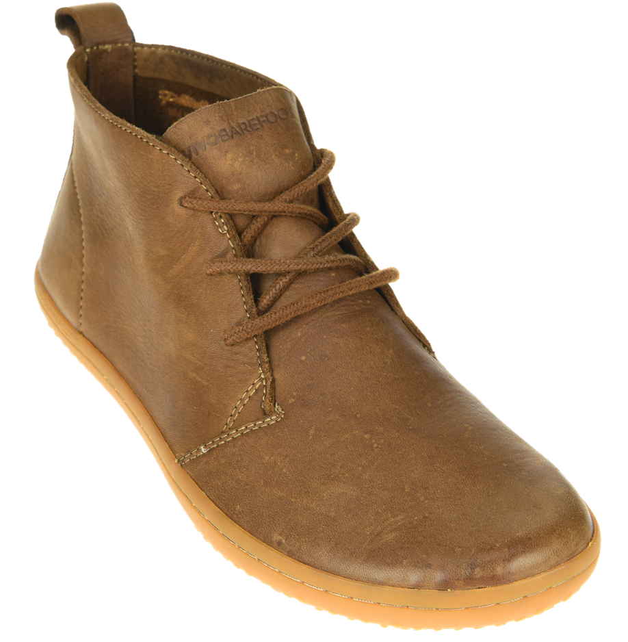 Vivobarefoot  GOBI II M Leather Chestnut/Hide ()