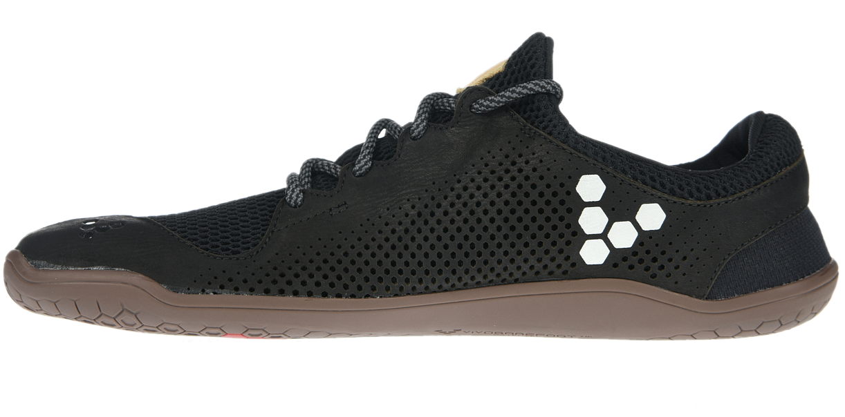 Vivobarefoot PRIMUS TRIO L Leather Black ()