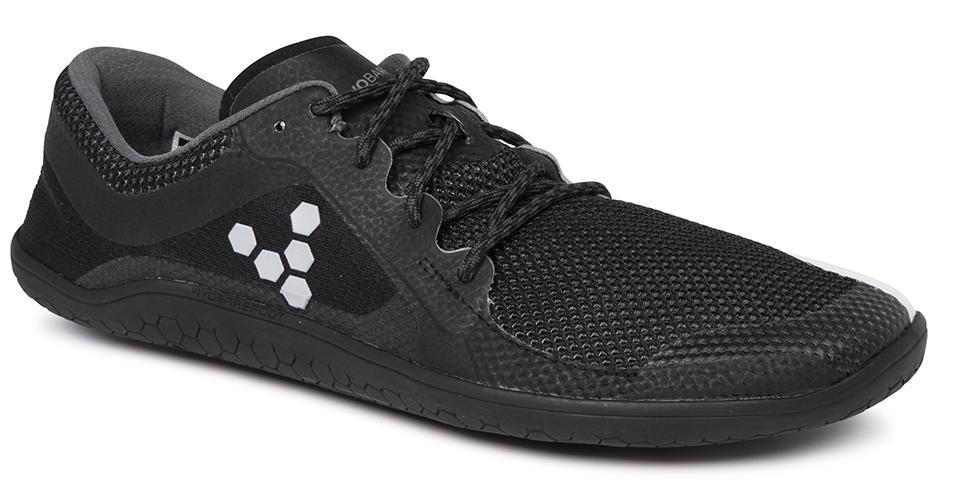 Vivobarefoot PRIMUS LITE L Black/Charcoal ()