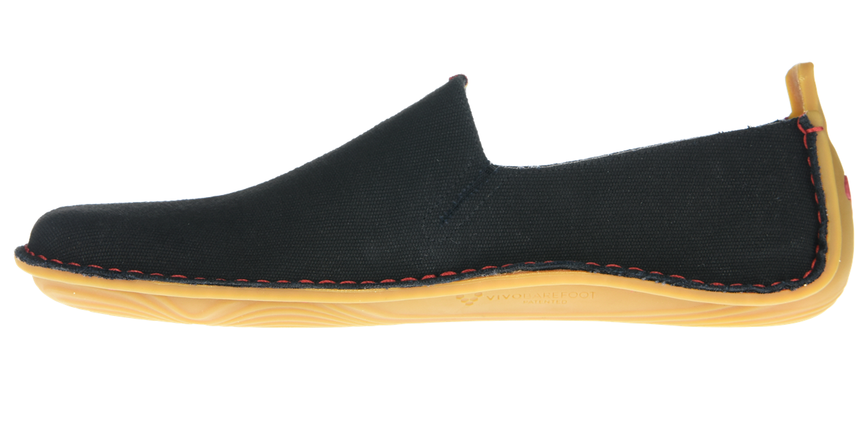 Vivobarefoot ABABA M Canvas Black ()