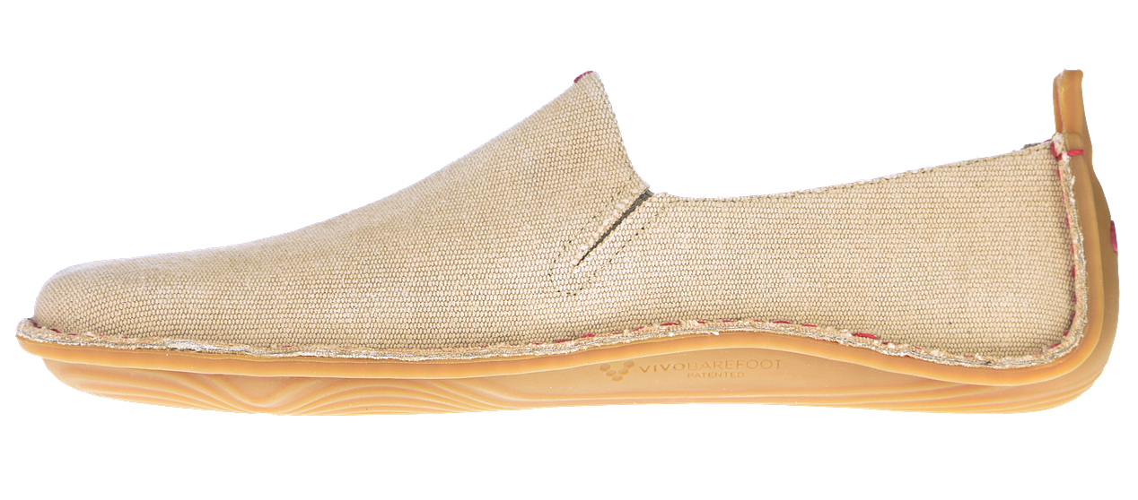 Vivobarefoot ABABA M Canvas Natural ()