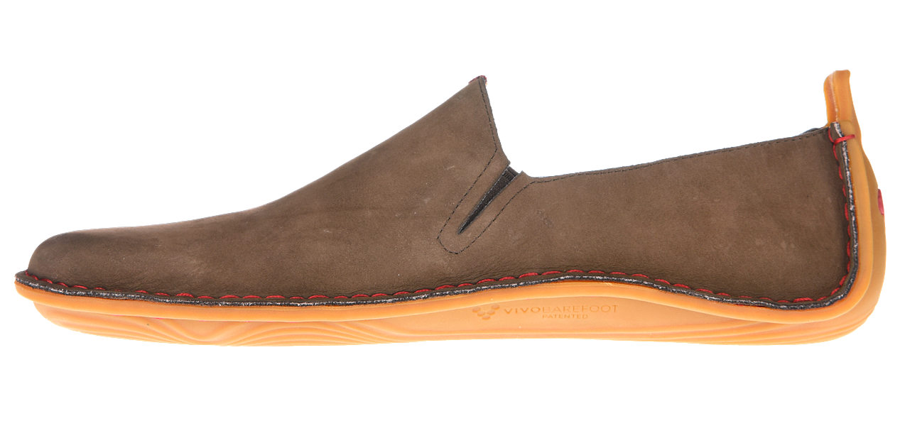 Vivobarefoot ABABA L Leather Brown ()