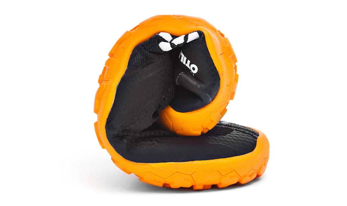 Vivobarefoot PRIMUS SWIMRUN FG M Mesh Black/Orange ()