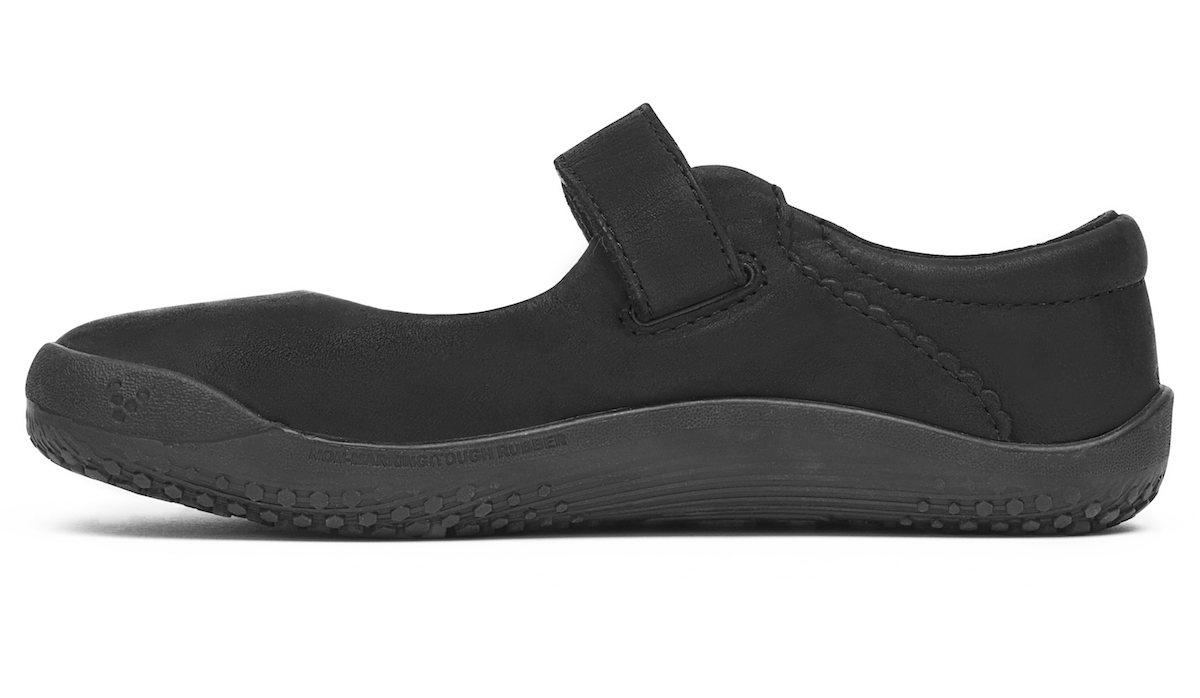 Vivobarefoot  WYN K Leather Black ()