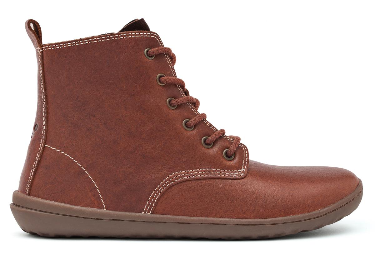 Vivobarefoot SCOTT M Leather Tobacco ()