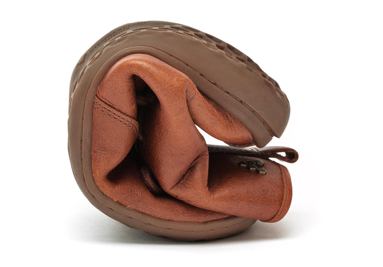 Vivobarefoot GOBI HI TOP L Leather Tobacco ()