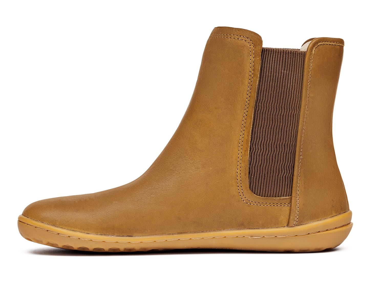 Vivobarefoot NEPAL L Leather Chestnut ()