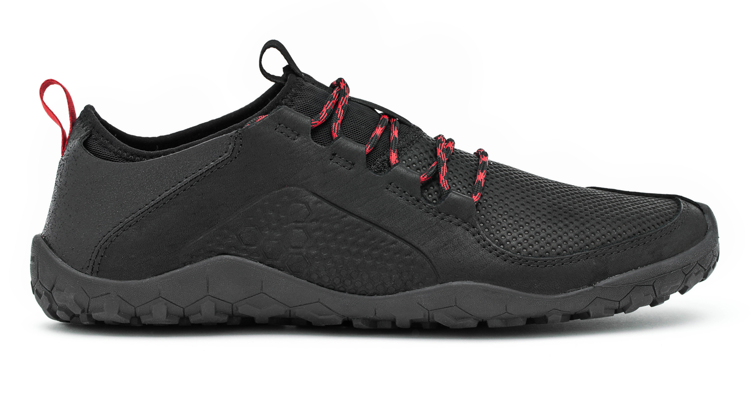 Vivobarefoot PRIMUS TREK L Leather Black ()
