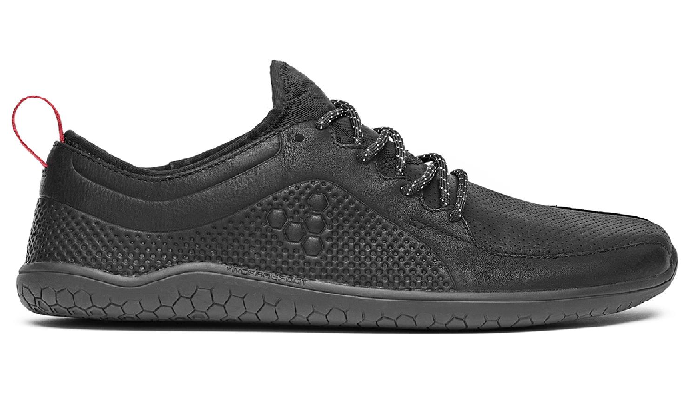 b537f4e9156d1 Čierne kožené topánky - pánske - Vivobarefoot PRIMUS LUX WP M ...