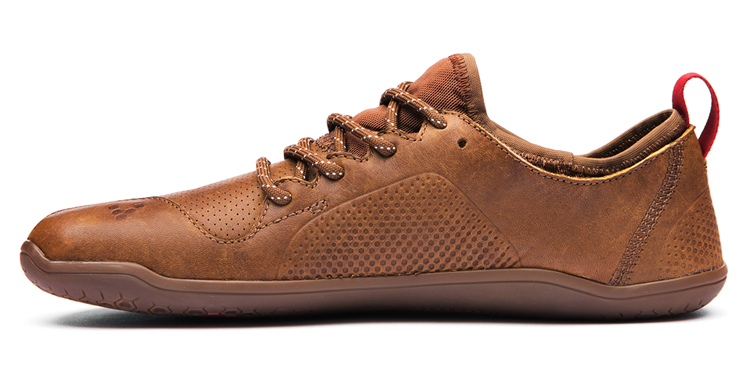 Vivobarefoot PRIMUS LUX WP M Leather Chestnut ()