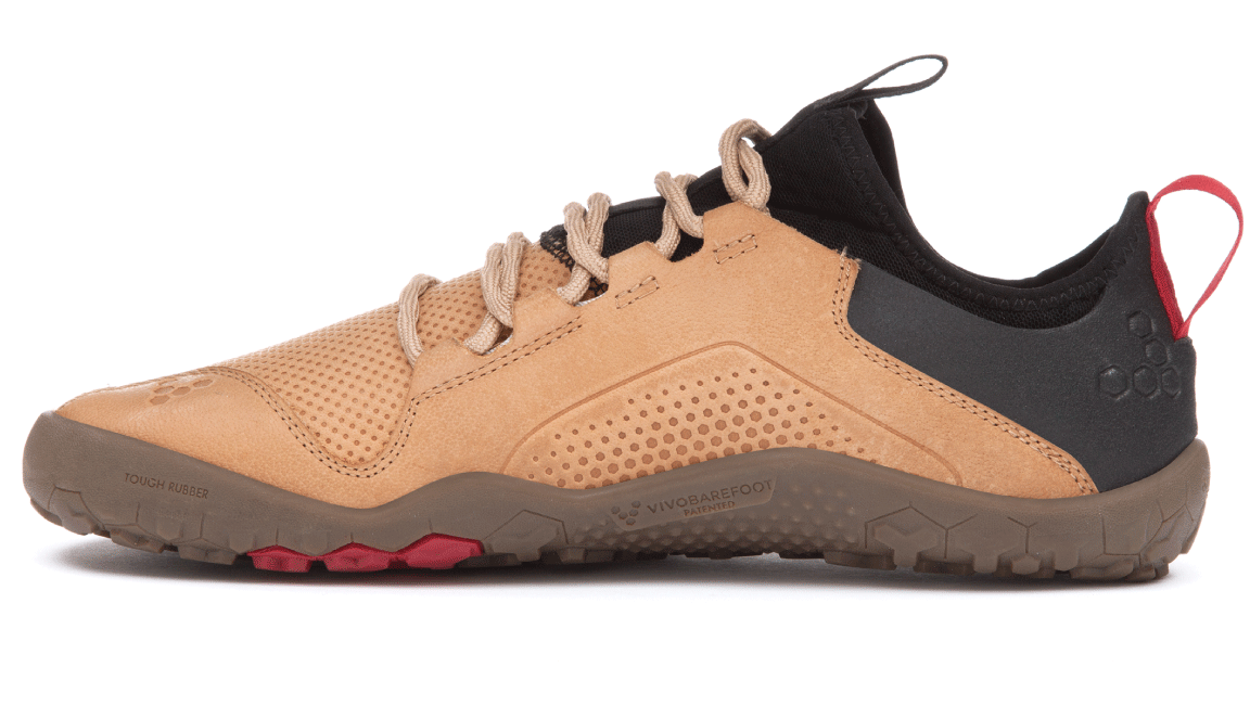 Vivobarefoot  PRIMUS TREK M Leather Tan ()