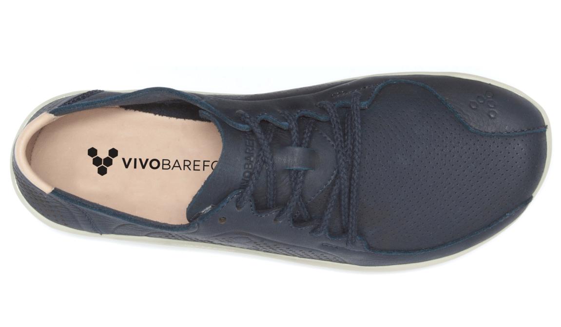 Vivobarefoot PRIMUS LUX M Leather Indigo ()