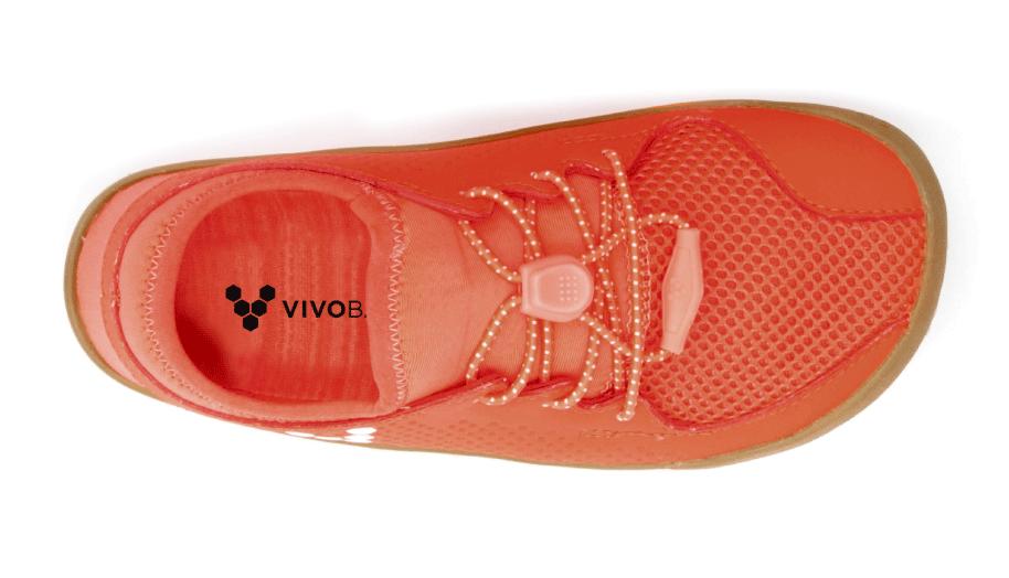 Vivobarefoot  PRIMUS K Mesh Neon Red ()