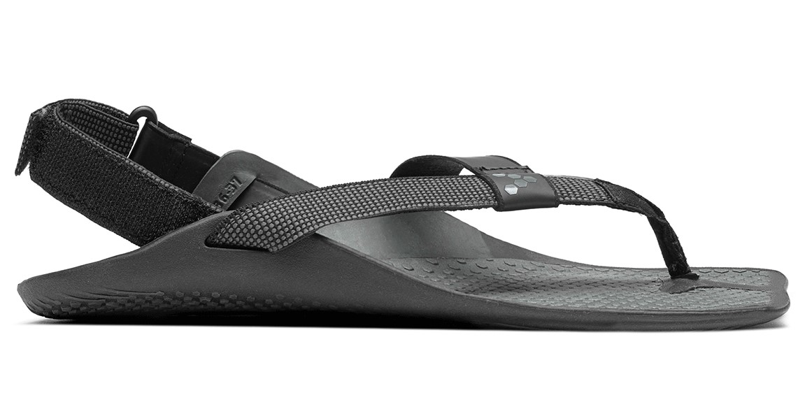 Vivobarefoot  ECLIPSE 2 L Rubber Black ()