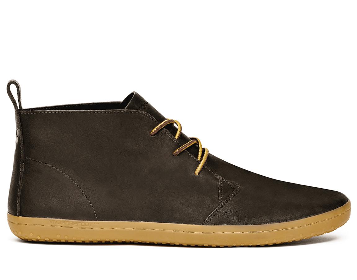 fa08b44642b3 Pohodlné topánky - dámske - Vivobarefoot GOBI II L Leather Brown Hide