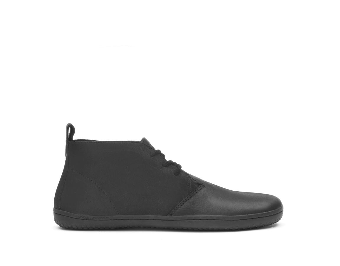 Vivobarefoot GOBI J Leather Black ()
