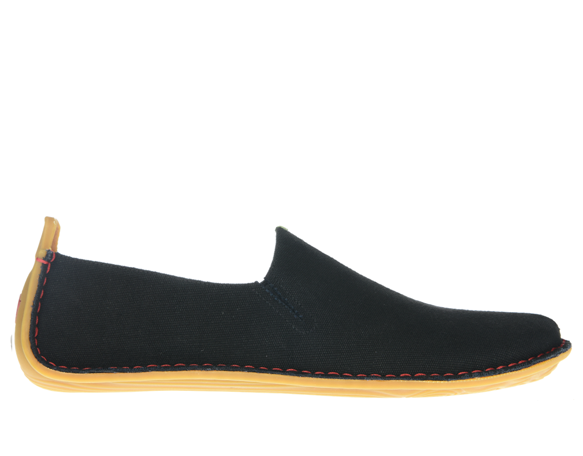 Vivobarefoot ABABA L Canvas Black