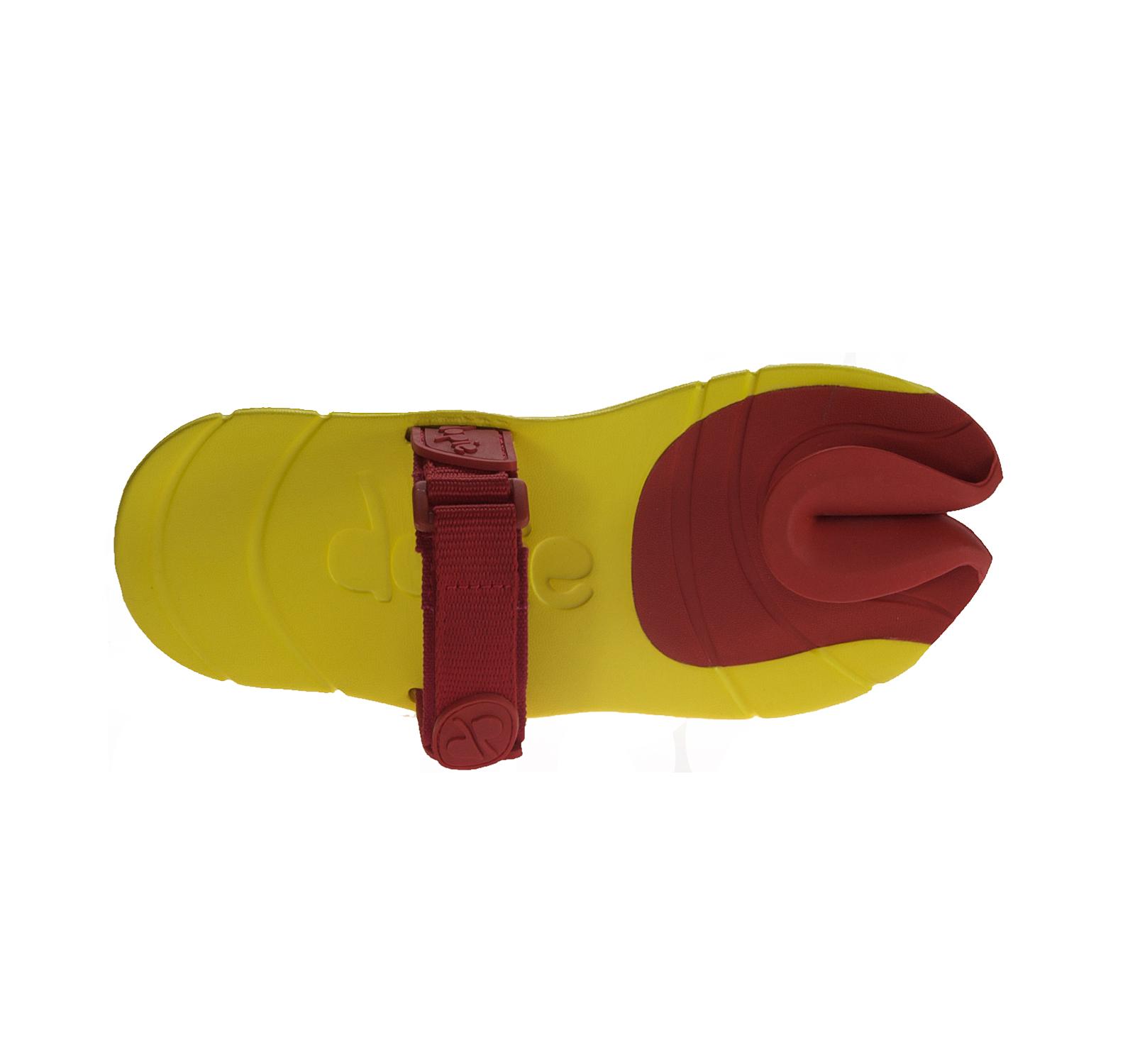 Dopie Yellow/ Red