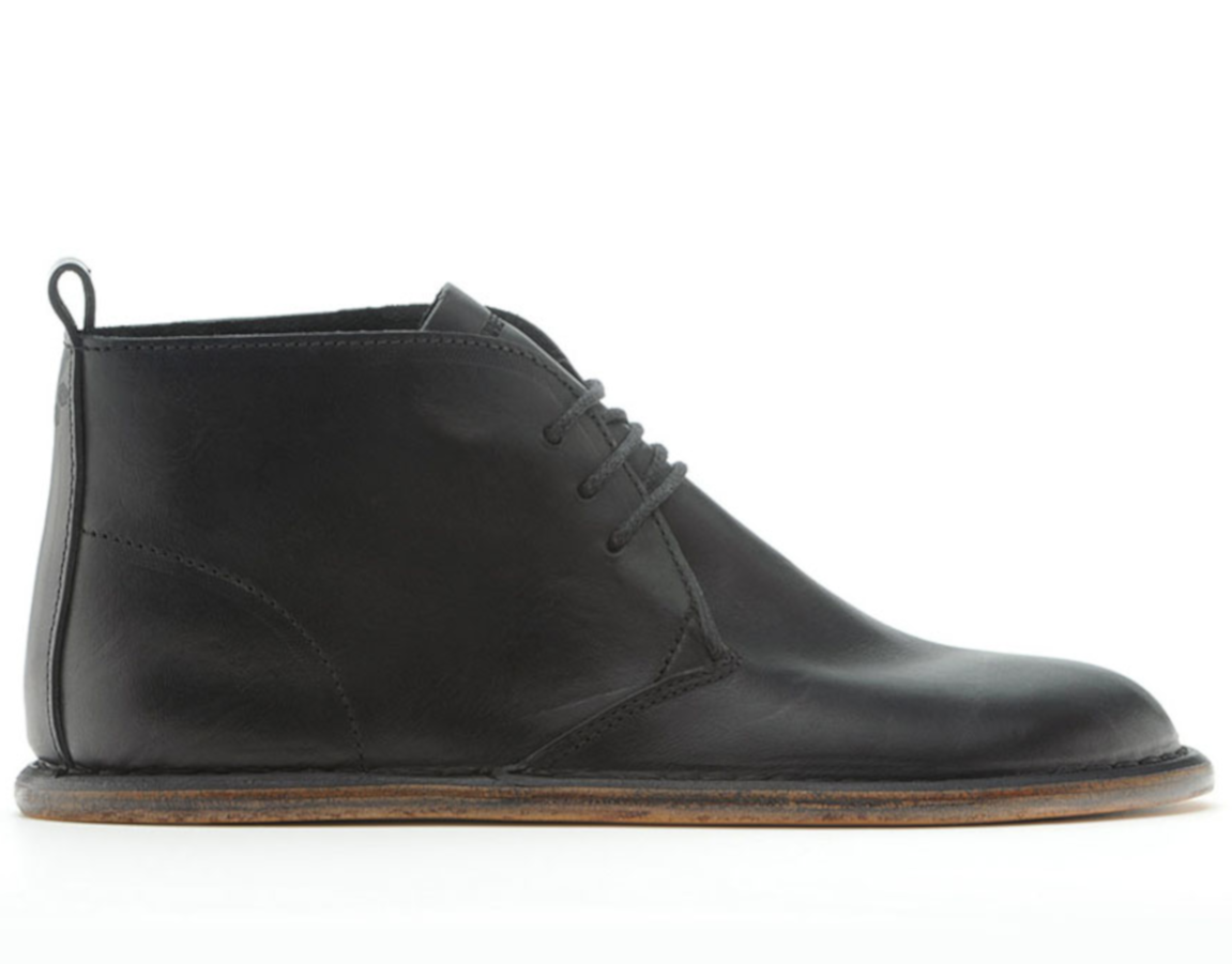 Vivobarefoot PORTO L Leather Black