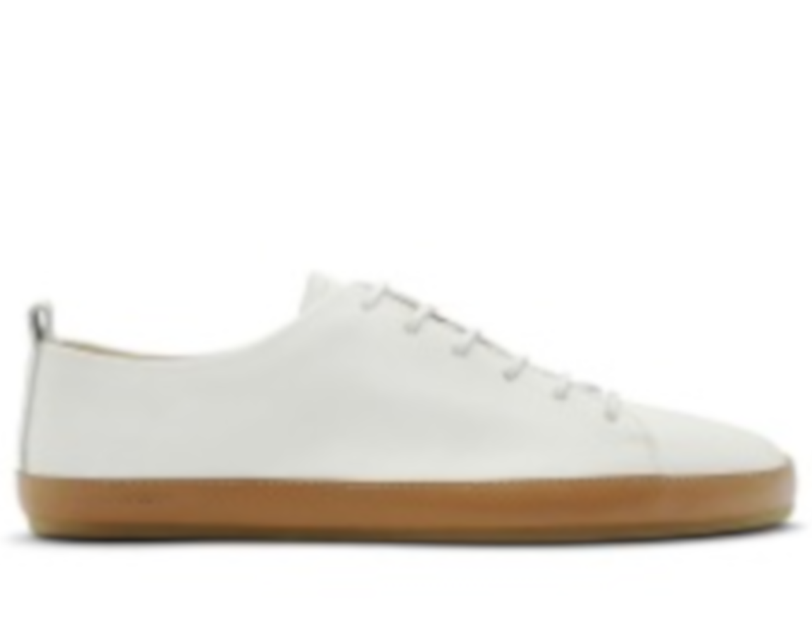 Vivobarefoot BANNISTER M Leather White ()