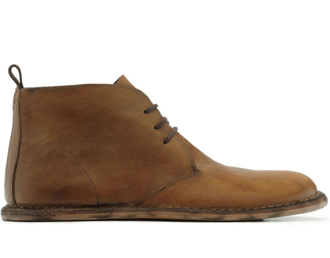 dcfd1b9505 Luxusné topánky - pánske - Vivobarefoot PORTO M Leather Tan