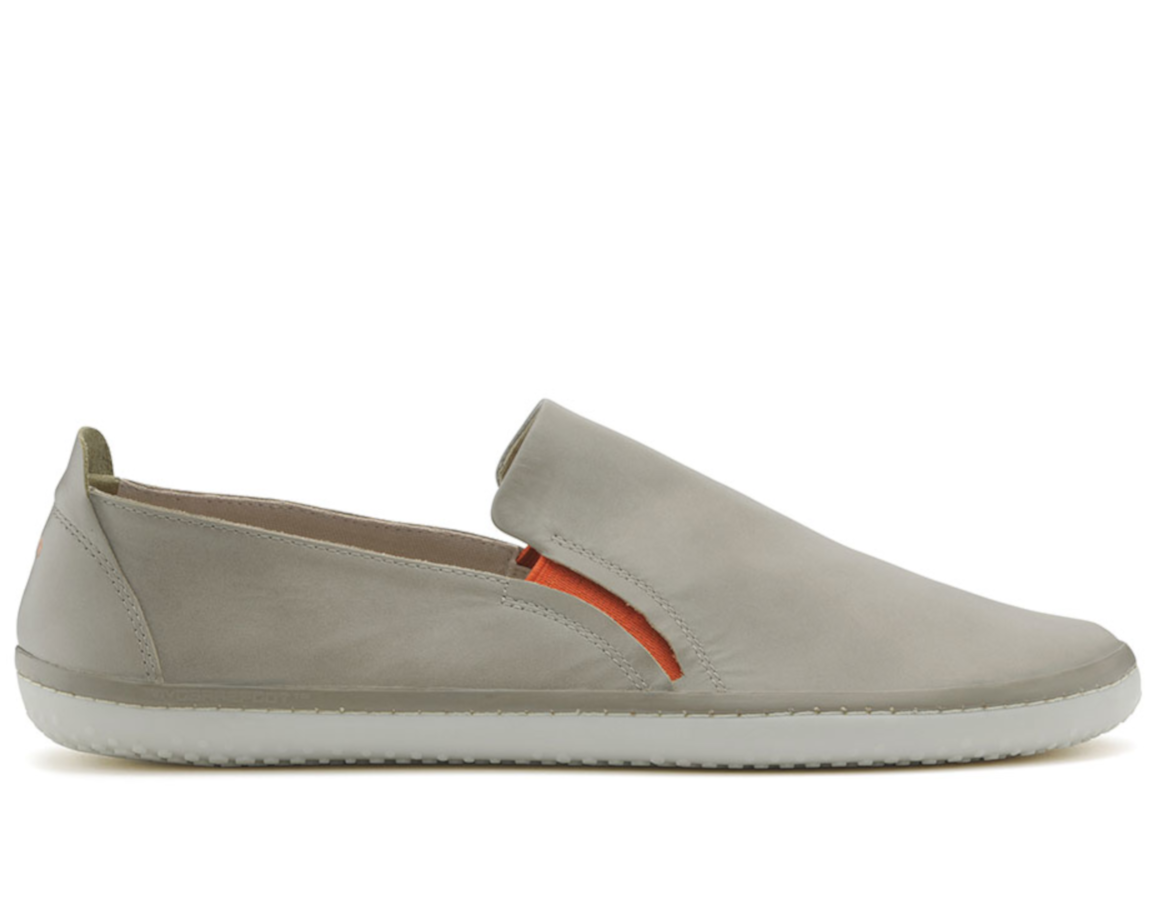 Pánske kožené mokasíny - štýlové topánky - Vivobarefoot MATA M Leather Mole da1dbcc25ce
