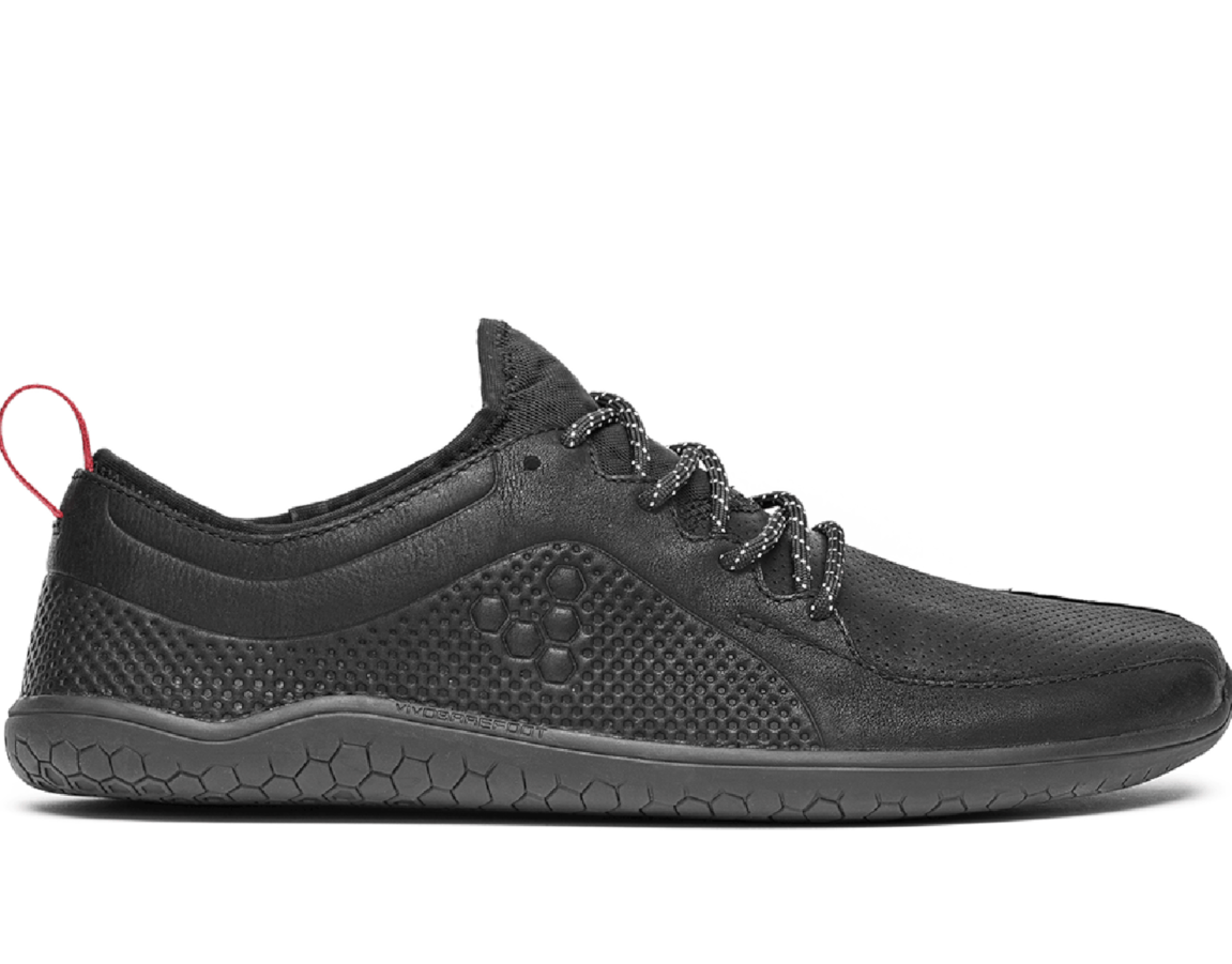 Vivobarefoot PRIMUS LUX WP M Leather Black ()