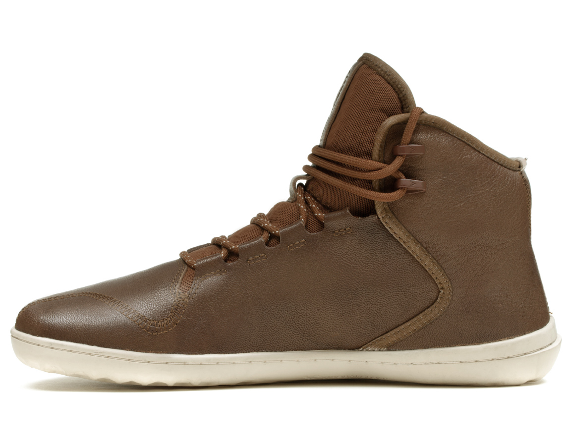 Vivobarefoot BOROUGH M Leather Brown ()