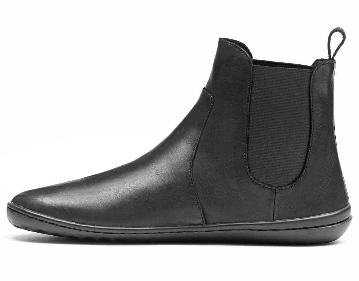 Vivobarefoot FULHAM M Leather Black ()